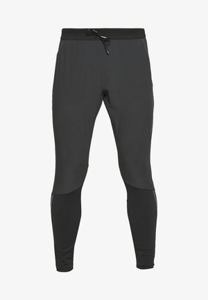 SWIFT PANT - Jogginghose - black/reflect black