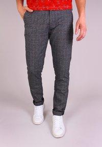 Gabbiano - Trousers - grey - 0