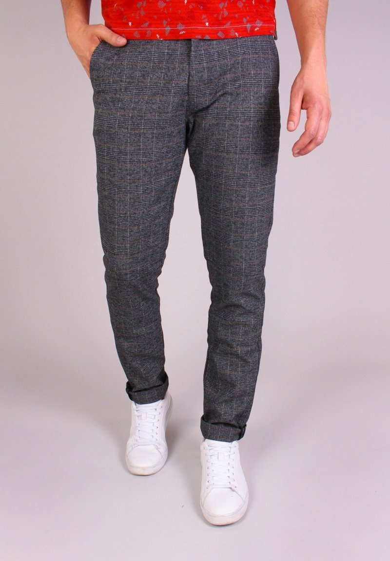 Gabbiano - Trousers - grey