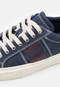 GANT - FAIRCOURT LACE SHOES - Sneakers - marine - 5