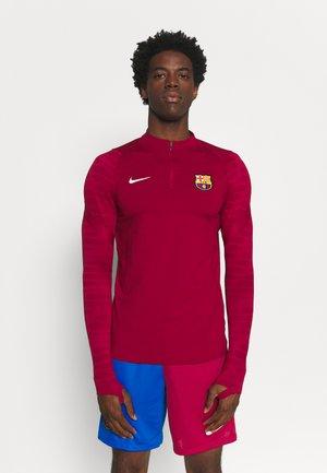 FC BARCELONA - Klubtrøjer - noble red/pale ivory