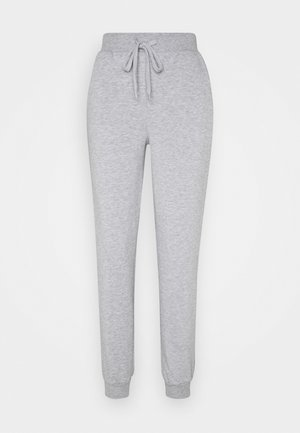 VMKOKO PANT - Tracksuit bottoms - light grey melange