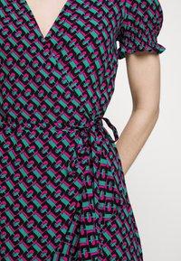 Diane von Furstenberg - EMILIA - Day dress - black - 8
