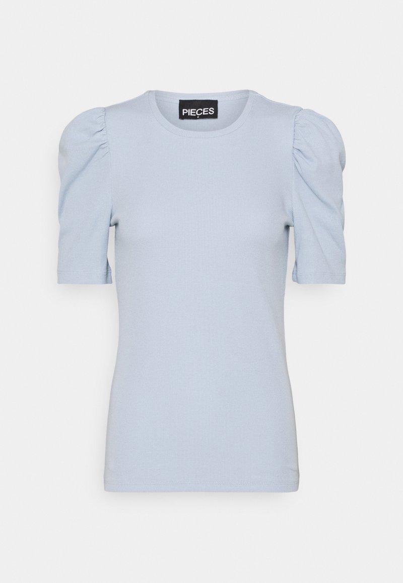 Pieces - PCANNA  - T-shirts - kentucky blue
