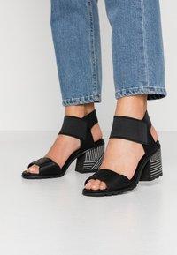 Sorel - NADIA - Sandals - black - 0
