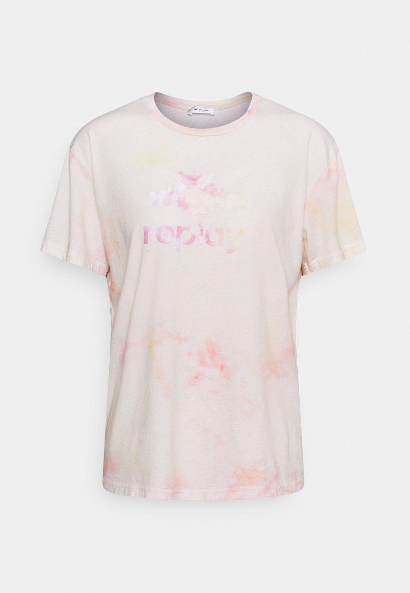Replay - Print T-shirt - multicolor