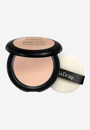 VELVET TOUCH SHEER COVER COMPACT POWDER - Powder - cool sand