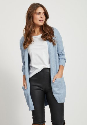 VIRIL  - Vest - ashley blue