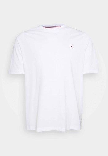 BACK LOGO - Print T-shirt - white