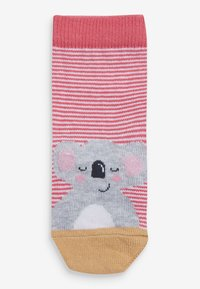 Next - 5 PACK ANIMAL - Socks - multi-coloured - 3