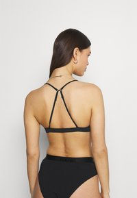 Cotton On Body - SEAMFREE BRALETTE 2 PACK - Bustier - black/black - 3