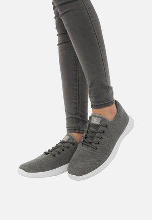 MERINO - Sneakers laag - gray