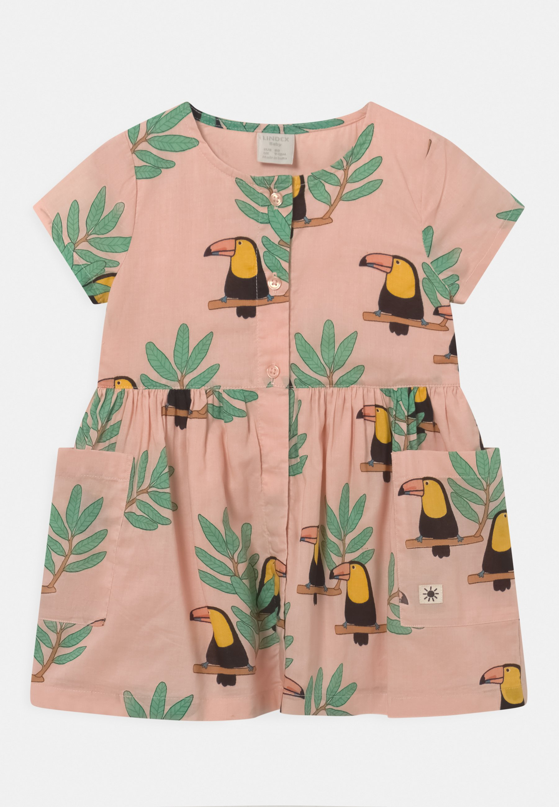Kids WOVEN TOUCAN - Shirt dress