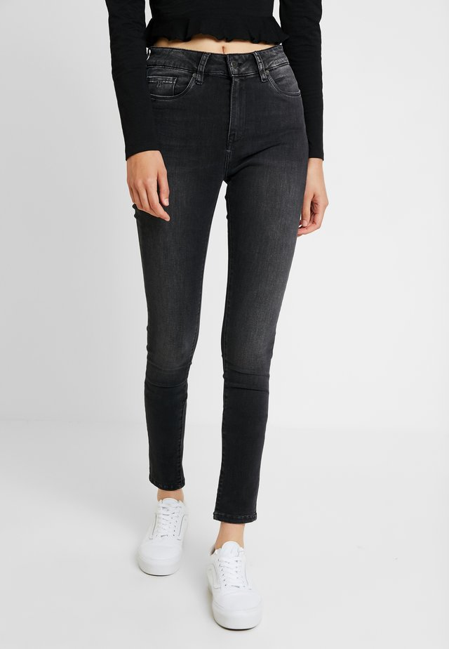 JENA - Jeans Skinny Fit - black denim