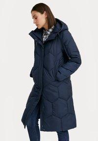 Finn Flare - Winter coat - dark blue - 3