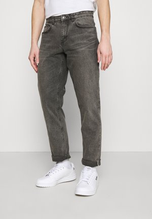 NEPARIS GREY - Slim fit jeans - grey