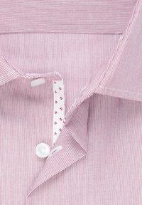 Seidensticker - BUSINESS - Formal shirt - rot - 7