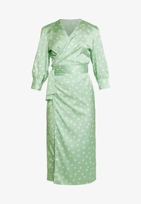 Aéryne - COWRY DOT DRESS - Day dress - mint - 4
