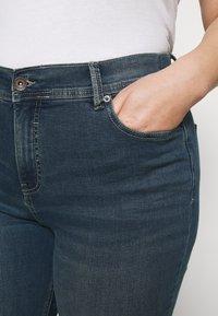 CAPSULE by Simply Be - Skinny džíny - vintage indigo - 3