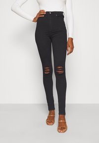Dr.Denim Tall - MOXY - Jeans Skinny Fit - black - 0