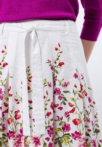 zero - A-line skirt - offwhite - 3