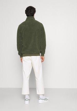 SWANDRIC - Fleece jumper - kaki