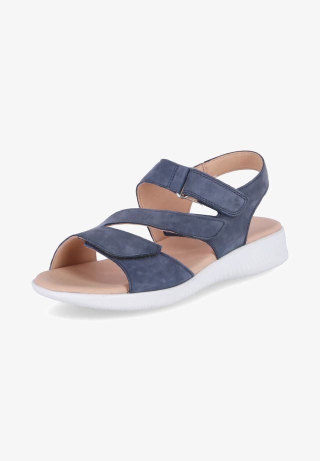Outdoorsandalen - blau
