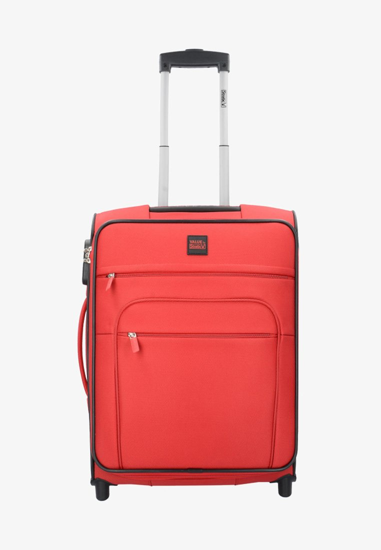 Stratic - Wheeled suitcase - red