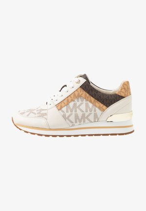 BILLIE TRAINER - Matalavartiset tennarit - cream/multicolor