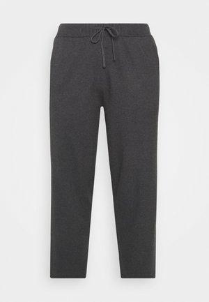 Verryttelyhousut - mottled dark grey