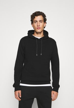 LIAM BRUSHED - Sweater - black
