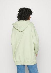Monki - BAE HOODIE UNIQUE - Hoodie - green - 2