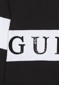 Guess - JUNIOR - Camiseta de manga larga - jet black - 2