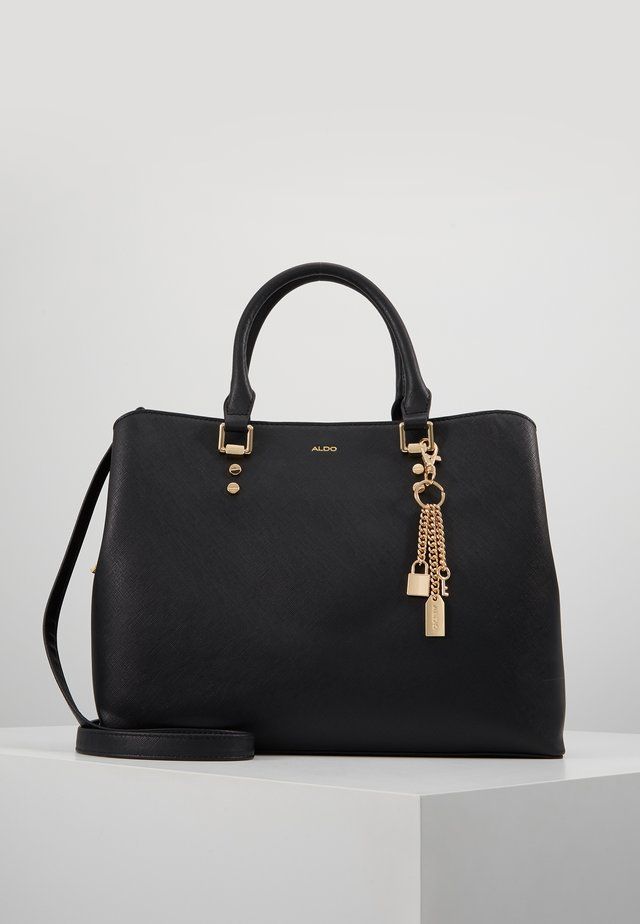 SIGOSSA - Handbag - black