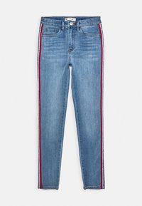 Levi's® - 720 HIGH RISE SUPER SKINNY - Jeans Skinny Fit - crystal springs - 0