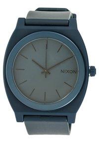 Nixon - TIME TELLER  - Montre - steel blue ano - 2