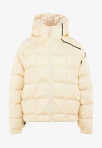 adidas Performance - Z.N.E. DOWN JACKET - Winter jacket - sand - 6