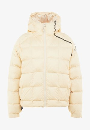 Z.N.E. DOWN JACKET - Winter jacket - sand