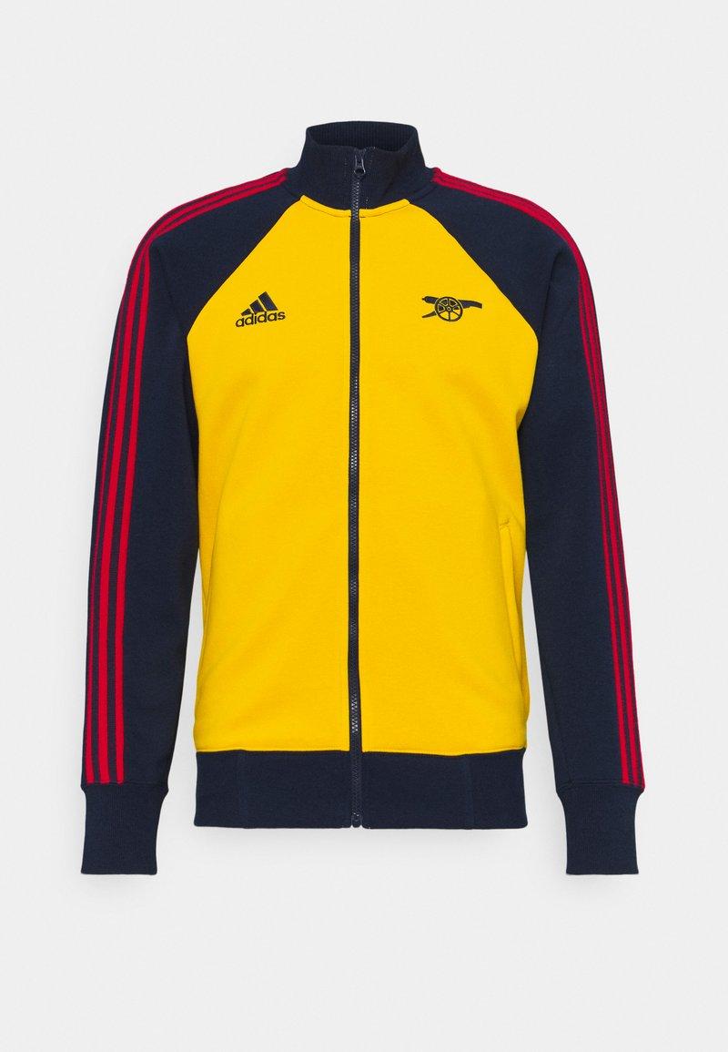 adidas Performance - ICON TOP - Training jacket - eqtyel/conavy