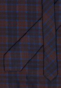 Burton Menswear London - BURG CHECK SET - Fazzoletti da taschino - navy - 2