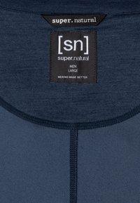 super.natural - WENGER - Zip-up hoodie - dark blue - 4