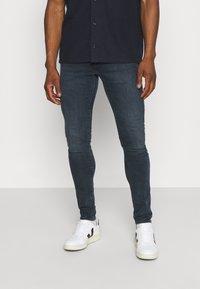 Levi's® - SKINNY - Jeans Skinny Fit - ocean pewter - 0
