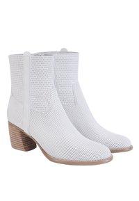 Ekonika - Classic ankle boots - weiß - 5