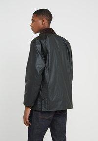 Barbour - BEDALE - Summer jacket - sedge - 2