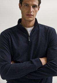 Massimo Dutti - Sweatshirt - dark blue - 3