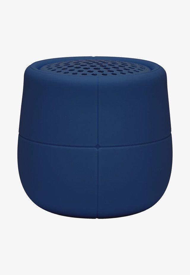 Speaker - dunkelblau