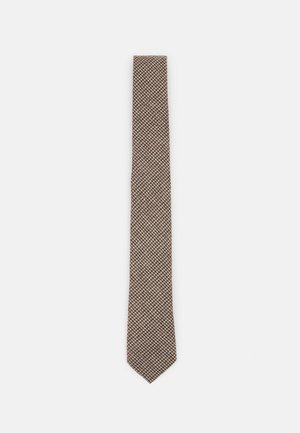 COSTA TIE - Kravata - brown