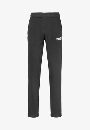 ESSENTIALS - Tracksuit bottoms - black