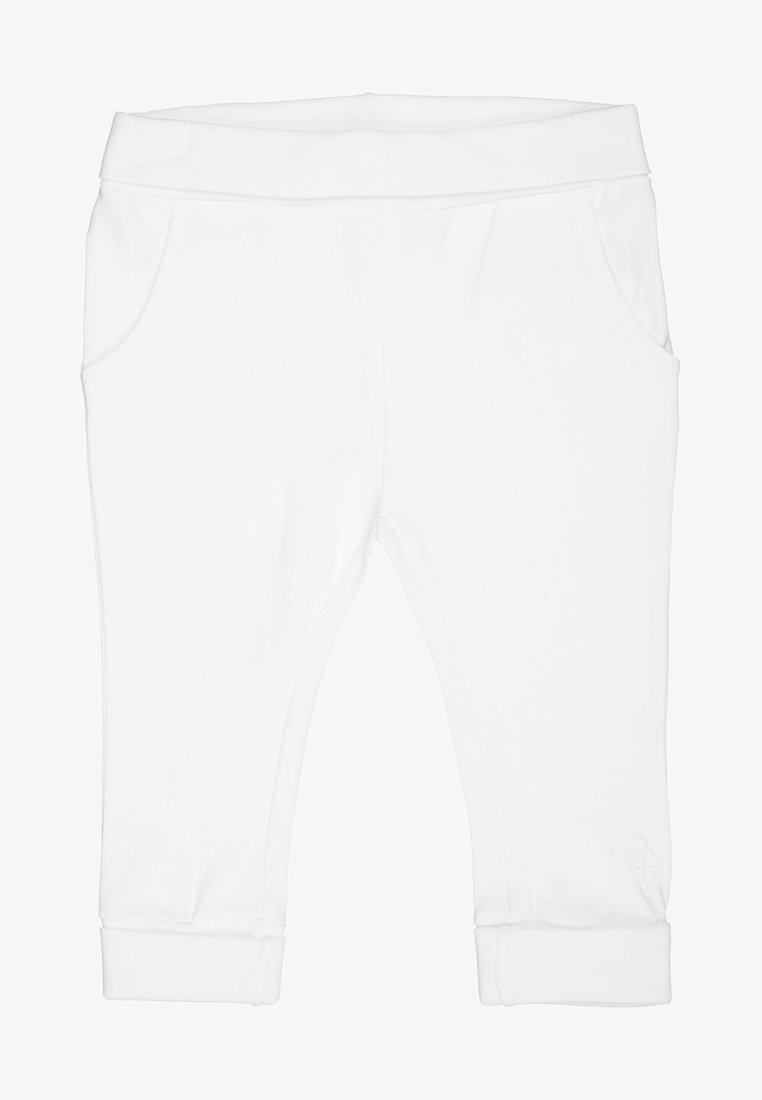 Noppies - HUMPLE - Tracksuit bottoms - white