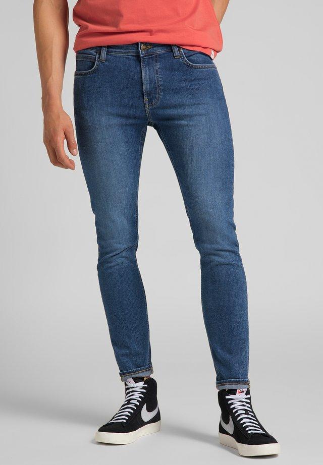 MALONE - Jeans slim fit - mid lonepine